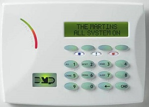 Hijacking Existing Wired Home Alarm System
